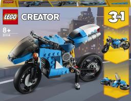 LEGO Creator Supermotocykl (31114)