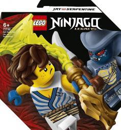LEGO Ninjago Epicki zestaw bojowy - Jay kontra Wężon (71732)