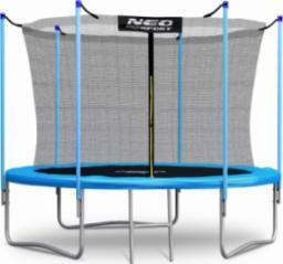 Neo-Sport Trampolina ogrodowa z siatką wewnętrzną 6FT 183cm