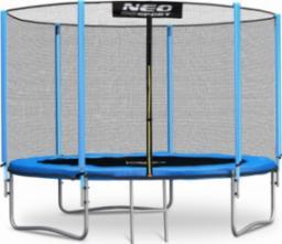 Neo-Sport Trampolina ogrodowa z siatką zewnętrzną 6FT 183 cm