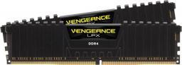 Pamięć Corsair Vengeance LPX, DDR4, 16 GB, 2666MHz, CL16 (CMK16GX4M2A2666C16)