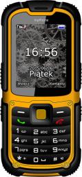 Telefon komórkowy myPhone Hammer 2+ Czarno-pomarańczowy