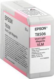 Epson Wkład atramentowy UltraChromeHD Light Magenta (C13T850600)