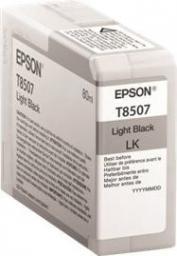 Epson Wkład atramentowy UltraChromeHD Light Black (C13T850700)