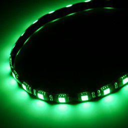 BitFenix Diody LED Alchemy 2.0 30cm, 15 LED, Zielony (BFA-MAG-30GK15-RP)