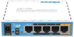 Access Point MikroTik hAP RB951Ui-2nD