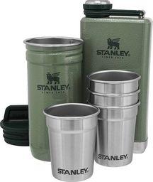Stanley Piersiówka z 4 kieliszkami ADVENTURE - zielona / Stanley uniwersalny