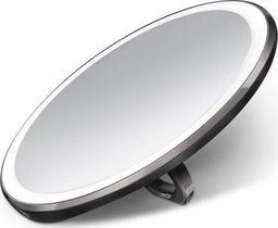 Lusterko kosmetyczne Simplehuman Lusterko kieszonkowe sensorowe - 10 cm - czarne / simplehuman uniwersalny