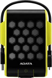 Dysk zewnętrzny ADATA HDD HD720 1 TB Żółty (AHD720-1TU3-CGR)