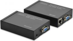 System przekazu sygnału AV Digitus Przedłużacz VGA po UTP - DS-53400