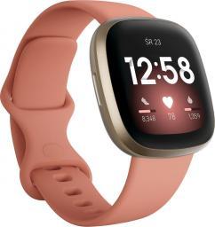 Smartwatch Fitbit Versa 3 Różowy  (4061856797816)