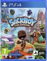 Sackboy A Big Adventure! PS4