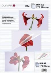 Olympia Folia do laminacji A2/175mikronów/25 sztuk (9184)