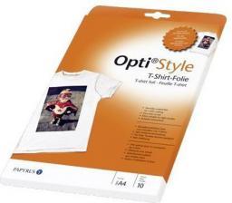 Opti T-shirt Transfer Paper A4 10 arkuszy (88082001)