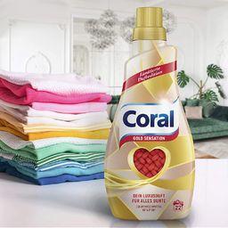 Coral CORAL Żel d/prania 1,1L kolor