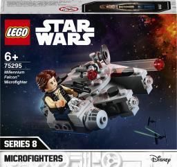 LEGO Star Wars Mikromyśliwiec Sokół Millennium (75295)