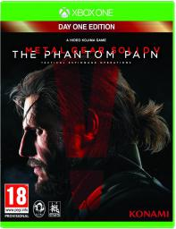 Metal Gear Solid V The Phantom Pain EN