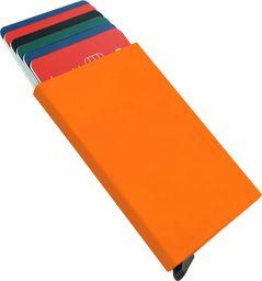 GALO Etui na karty kredytowe GALO 944 pomarańczowy RFID