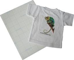 Jet Pro SS - papier do naprasowanek na jasne tkaniny - do drukarek atramentowych / A4 / 10 arkuszy