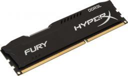 Pamięć HyperX Fury, DDR3L, 4 GB,1600MHz, CL10 (HX316LC10FB/4)