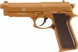 Cybergun Pistolet 6mm Cybergun PT92 TAN Co2 BAX tout metal