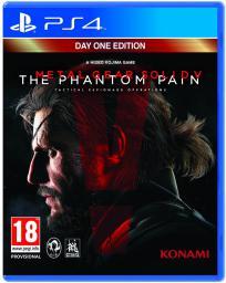 Metal Gear Solid V: The Phantom Pain ENG (4012927101384)
