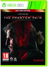 Metal Gear Solid V:The Phantom Pain ENG  (4012927130407)