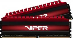 Pamięć Patriot Viper 4, DDR4, 8 GB, 3000MHz, CL16 (PV48G300C6K)
