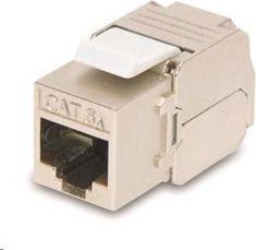 KeyStone Gniazdo Cat6A, STP, samozarabiające (KEY-STP-C6A)