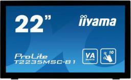 Monitor iiyama T2235MSC-B1