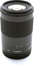 Obiektyw Canon EF-M 55-200 mm f/4.5-6.3 IS STM Canon Czarny (9517B005AA)