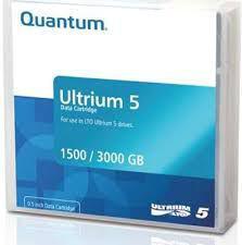 Taśma Quantum LTO-5, Ultrium 5, 1500/3000GB (MR-L5MQN-02)