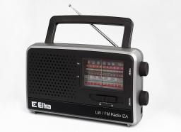 Radio Eltra IZA 2 czarne