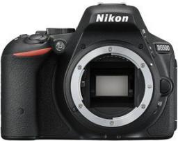 Lustrzanka Nikon D5500 Body Czarny (VBA440AE)