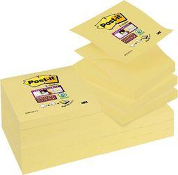 Post-it KARTECZKI POST-IT Z-NOTES 76 X 76 MM R330-SS-CY ŻÓŁTE (90)