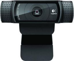 Kamera internetowa Logitech HD Pro Webcam C920 (960-001055)