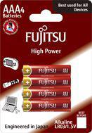 Fujitsu Alkaline LR03/AAA 4 sztuki (FH-LR03-4B)