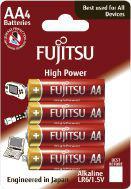 Fujitsu Alkaline LR6/AAA 4 sztuki (FH-LR6-4B)