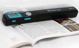 Skaner IRIS Book Executive 457889