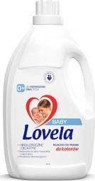 Lovela LOVELA_Baby hipoalergiczne mleczko do prania ubranek niemowlęcych i dziecięcych do kolorów 4,5l