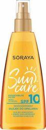 Soraya SORAYA_Sun Care SPF10 wodoodporny olejek do opalania 150ml