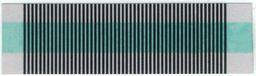 TAŚMA DO NAPRAWY LCD KLIMATYZACJI SAAB 9-5