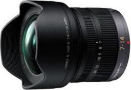 Obiektyw Panasonic 7-14mm f/4.0 ASPH (H-F007014E)