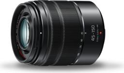 Obiektyw Panasonic LUMIX Vario 4.0-5.6/45-150 mm OIS Micro 4/3 Czarny (H-FS45150EKA)