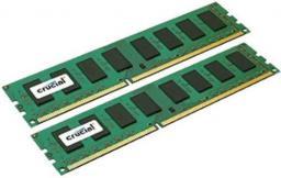 Pamięć Crucial DDR3L, 16 GB, 1600MHz, CL11 (CT2K102464BD160B)