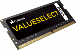 Pamięć do laptopa Corsair DDR4 SODIMM 4GB 2133MHz CL15 (CMSO4GX4M1A2133C15)