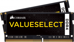Pamięć do laptopa Corsair DDR4 SODIMM 2x4GB 2133MHz CL15 (CMSO8GX4M2A2133C15)