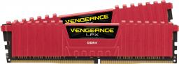 Pamięć Corsair Vengeance LPX, DDR4, 32 GB,2400MHz, CL14 (CMK32GX4M2A2400C14R)