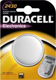 Duracell Bateria Electronics CR2430 1szt.