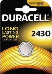Duracell Electro, CR2430,  3 V, 1 szt. (5000394030398)